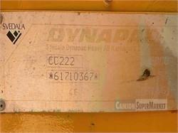 DYNAPAC CC222  Uzywany