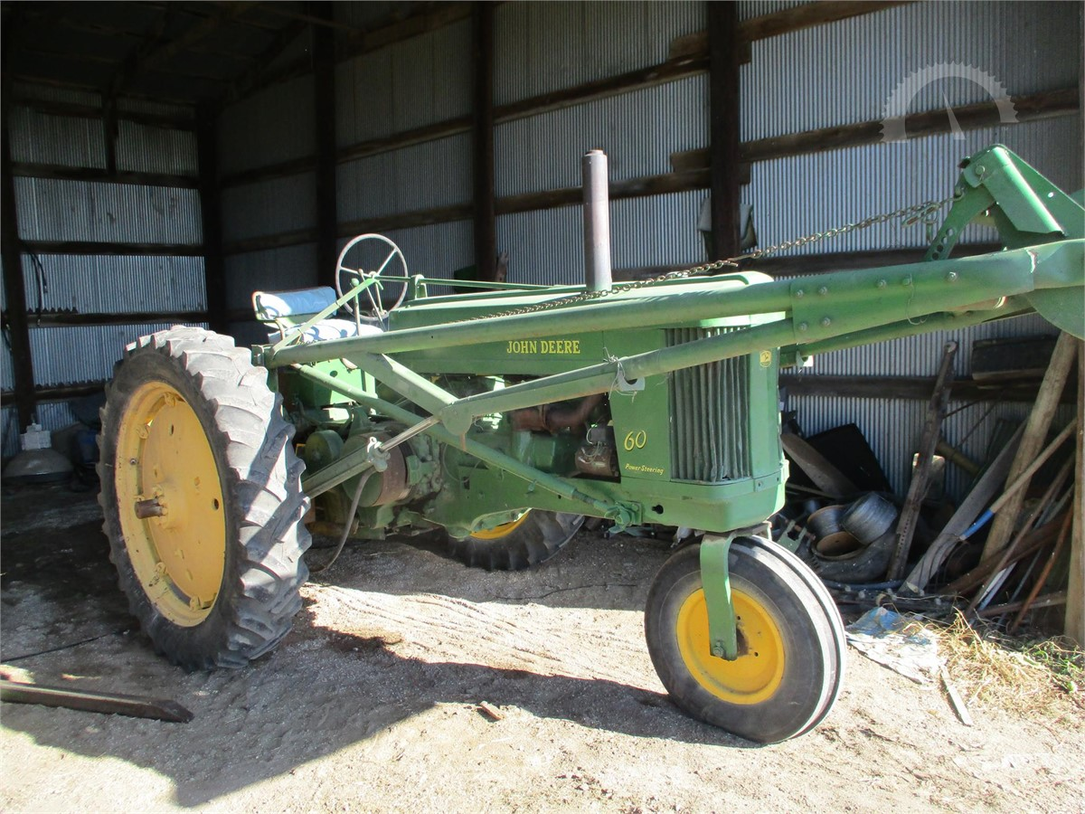[QNCB_7524]  AuctionTime.com | 1954 JOHN DEERE 60 Online Auctions | John Deere 60 Tractor Wiring For Model A |  | AuctionTime.com