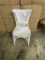 Farmhouse Side Chair - Ivory -Qty 236
