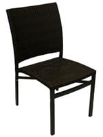 Oveido Side Chair - Expresso -Qty 42