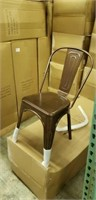 Manhattan Side Chair - Bronze -Qty 120