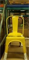 Manhattan Side Chair - Yellow -Qty 160