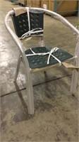 South Miami Beach Arm Chair - Green  -Qty 109