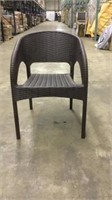Panama Arm Chair- Expresso -Qty 18