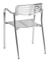 Toledo Arm Chair - Polished -Qty 83