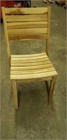 Genuine Teak Vegas - Side Chair -Qty 124