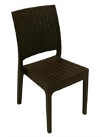 Florida Side Chair - Brown -Qty 6
