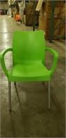 Domenica Arm Chair - Light Green -Qty 84