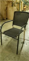 Aruba I Arm Chair - Expresso -Qty 127