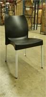 Domenica Side Chair - Black -Qty 8