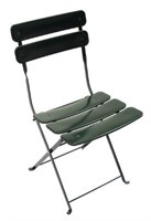 Jardin Folding Side Chair - Green -Qty 32