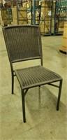 Aruba I Side Chair - Expresso -Qty 390