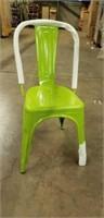 Manhattan Side Chair- Apple Green -Qty 8