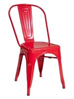 Manhattan Side Chair - Red -Qty 152