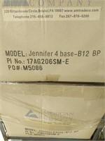Jennifer 4 Base -Qty 20