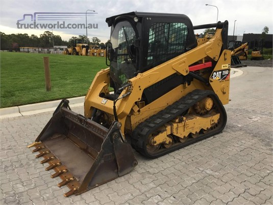 2014 Caterpillar 259D - Heavy Machinery for Sale