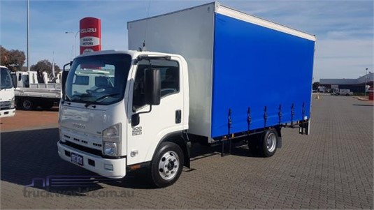 2012 Isuzu NPR - Trucks for Sale