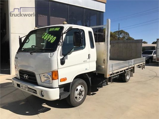 2010 Hyundai HD45 Adelaide Quality Trucks & AD Hyundai Commercial Vehicles - Trucks for Sale