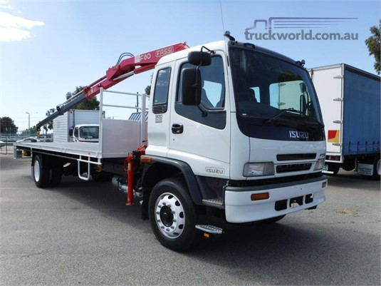 2005 Isuzu FTR900 Raytone Trucks - Trucks for Sale