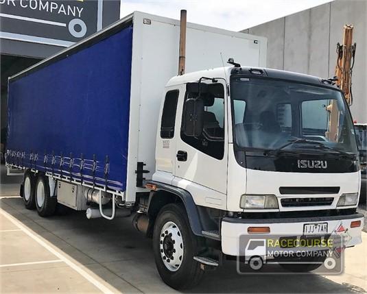 2004 Isuzu FVM 1400 Racecourse Motor Company  - Trucks for Sale