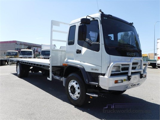 2007 Isuzu FVR 950 HD Raytone Trucks - Trucks for Sale