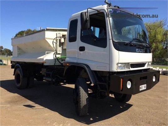 1998 Isuzu FTS - Trucks for Sale