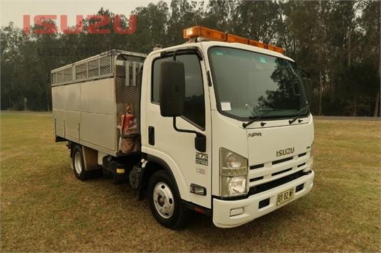 2013 Isuzu NPR 200 Short Used Isuzu Trucks - Trucks for Sale
