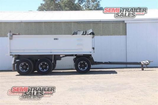 2005 Hercules Tipper Trailer Semi Trailer Sales - Trailers for Sale