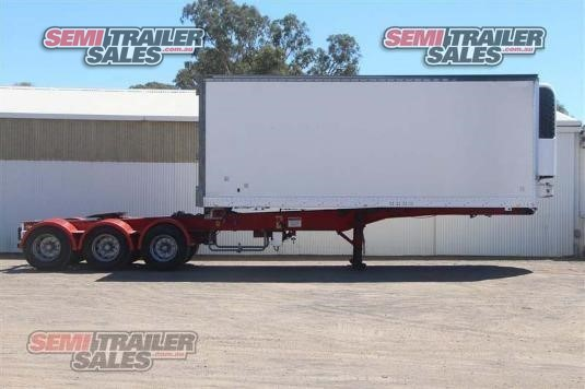 1999 Maxi Cube Refrigerated Trailer Semi Trailer Sales - Trailers for Sale