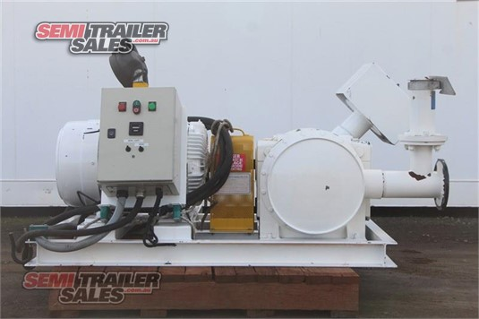 Truck Body Skid Mounted Pump Semi Trailer Sales - Truck Bodies for Sale