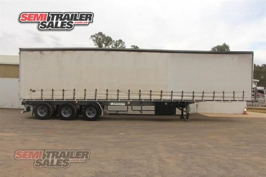 1998 Krueger Curtainsider Trailer Semi Trailer Sales - Trailers for Sale