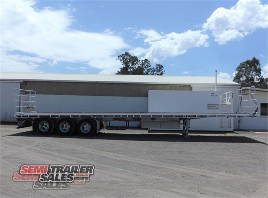2002 Freighter Flat Top Trailer Semi Trailer Sales - Trailers for Sale