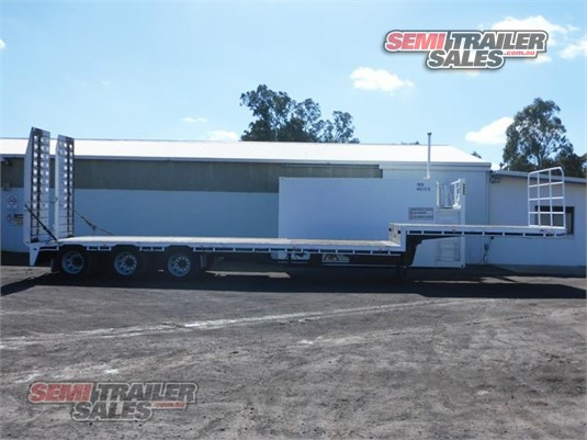 2014 ATM Drop Deck Trailer Semi Trailer Sales - Trailers for Sale