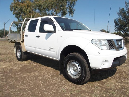 2013 Nissan Navara - Light Commercial for Sale