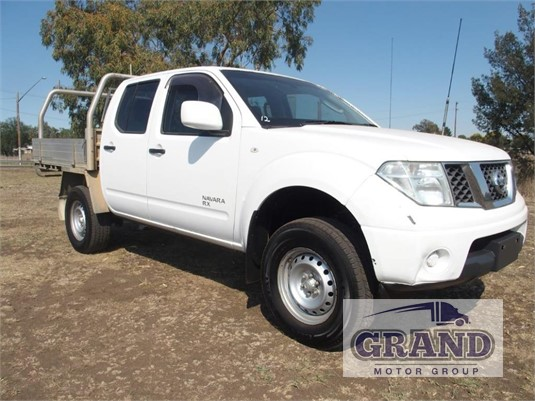 2013 Nissan Navara Grand Motor Group - Light Commercial for Sale