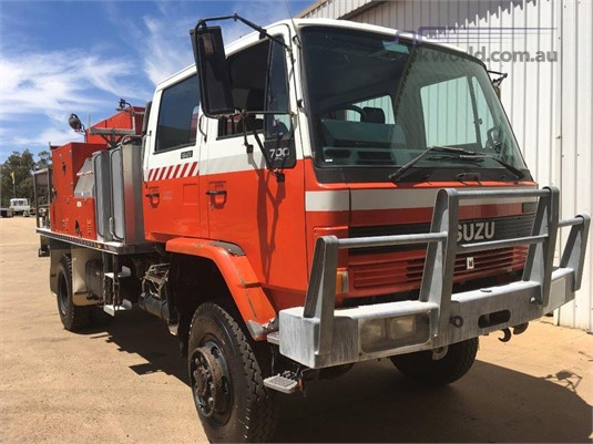 1993 Isuzu FTS 700 - Trucks for Sale