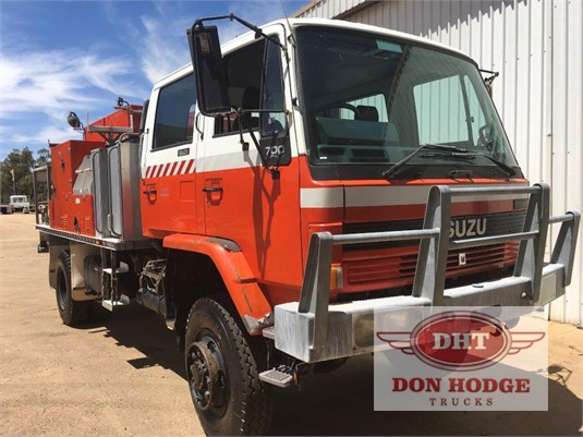 1993 Isuzu FTS 700 Don Hodge Trucks - Trucks for Sale