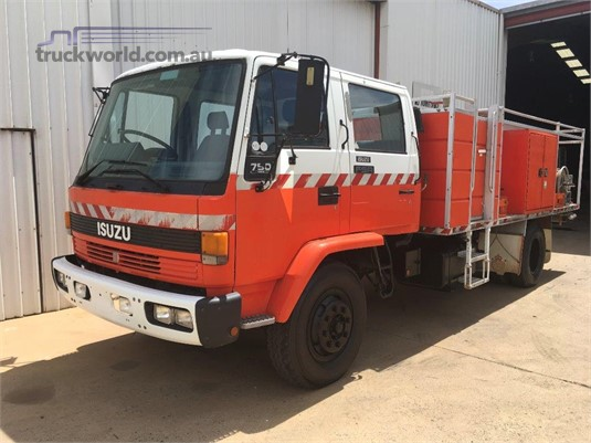 1993 Isuzu FSR 750 Dual Cab - Trucks for Sale