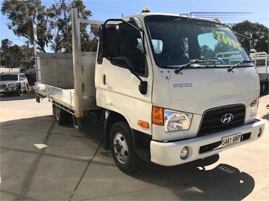 2010 Hyundai HD45 AD Hyundai Trucks & Commercial Vehicles - Trucks for Sale