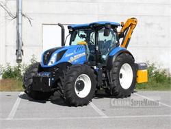 NEW|HOLLAND T6.165  Usato