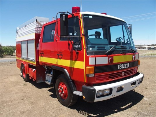 1993 Isuzu FSR 500 Dual Cab - Trucks for Sale