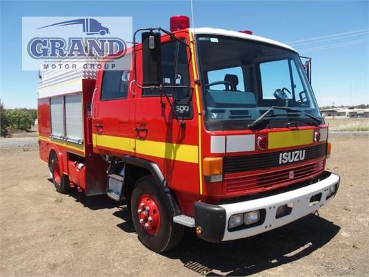 1993 Isuzu FSR 500 Dual Cab Grand Motor Group  - Trucks for Sale
