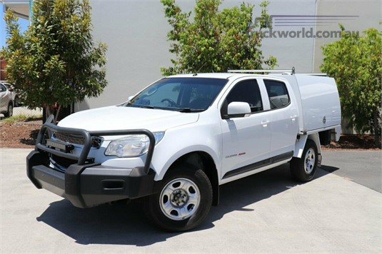 2015 Holden Colorado Rg My15 Ls Crew Cab - Light Commercial for Sale