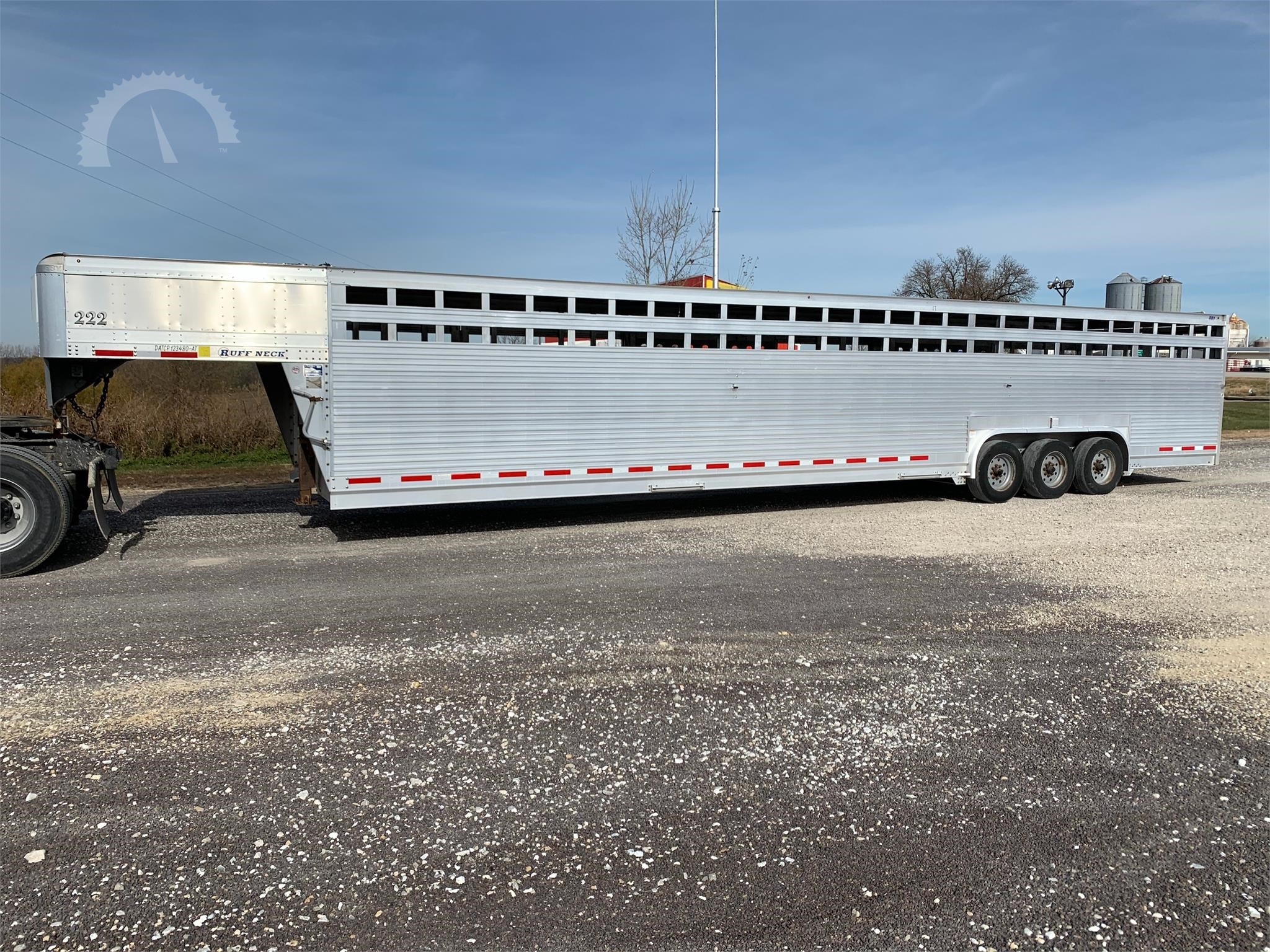 Eby Livestock Trailers Auction Results 12 Listings Auctiontime Com Page 1 Of 1