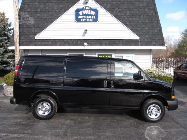 2016 Chevrolet Express 2500 >> 2016 Chevrolet Express 2500 For Sale In Spencerport New York