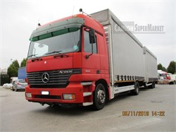 MERCEDES-BENZ ACTROS 1835  used