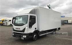 IVECO EUROCARGO 75-210  used