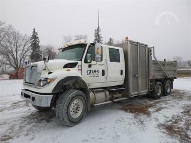 INTERNATIONAL Dump Trucks Online Auctions - 28 Listings