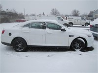 2013 FORD TAURUS 161660 KMS