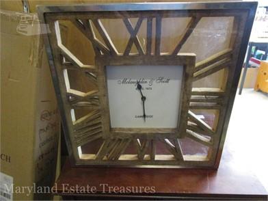 Mclaughlin Scott Quartz Wall Clock Other Items For Sale